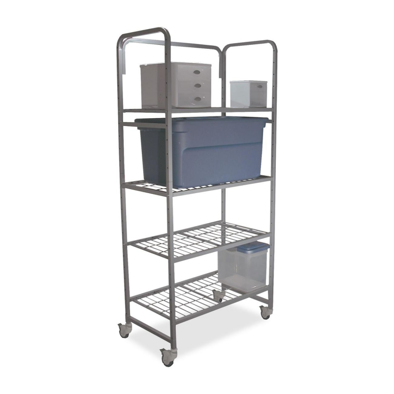 Buddy Buddy Mobile Shelving 54183 BDY54183