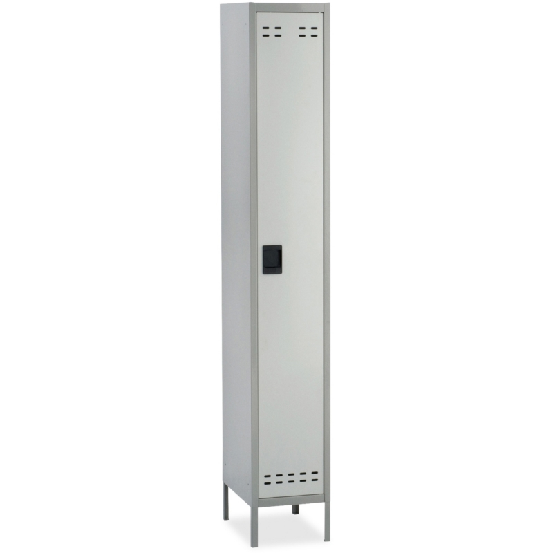 Safco Safco Single-Tier Two-tone Locker with Legs 5522GR SAF5522GR