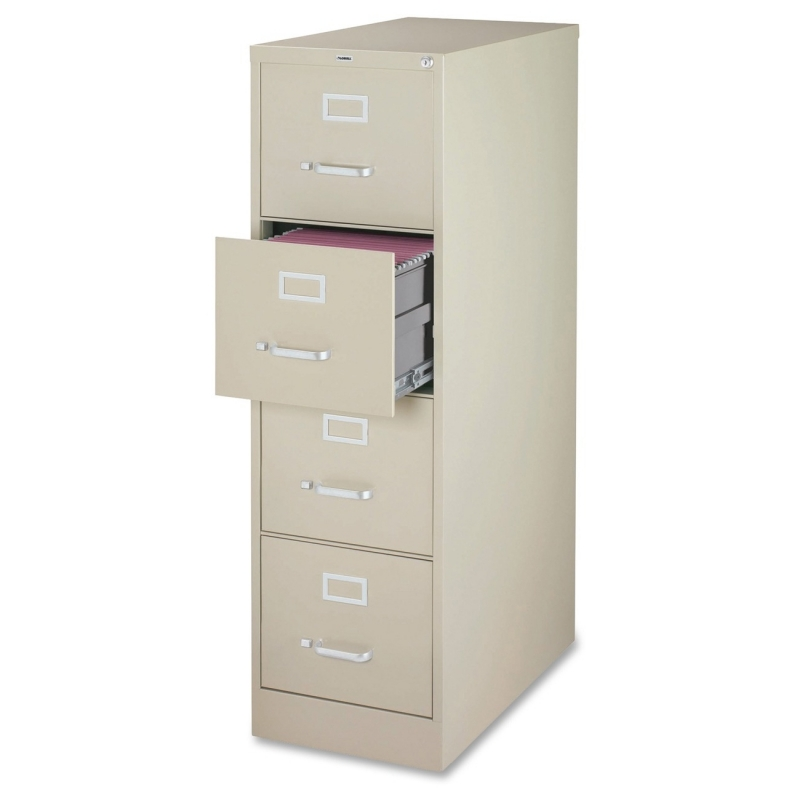 Lorell Vertical File Cabinet 60197 LLR60197