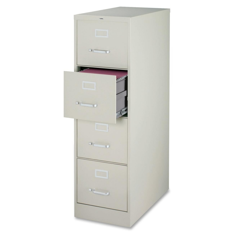 Lorell Commercial-grade Vertical File 42295 LLR42295