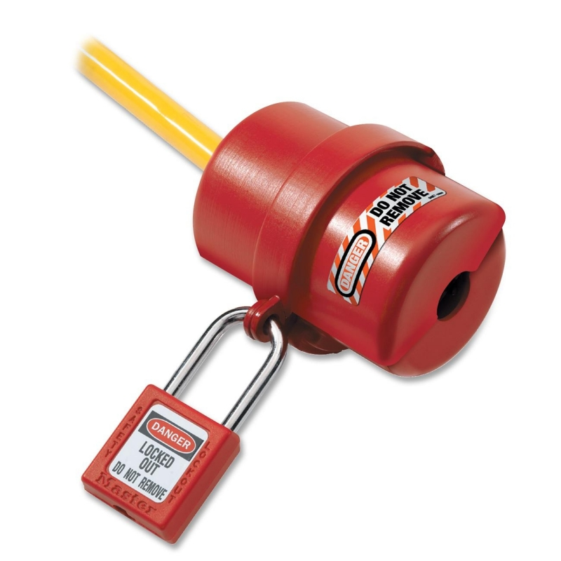 Master Lock Rotating Safety Lockout 487 MLK487