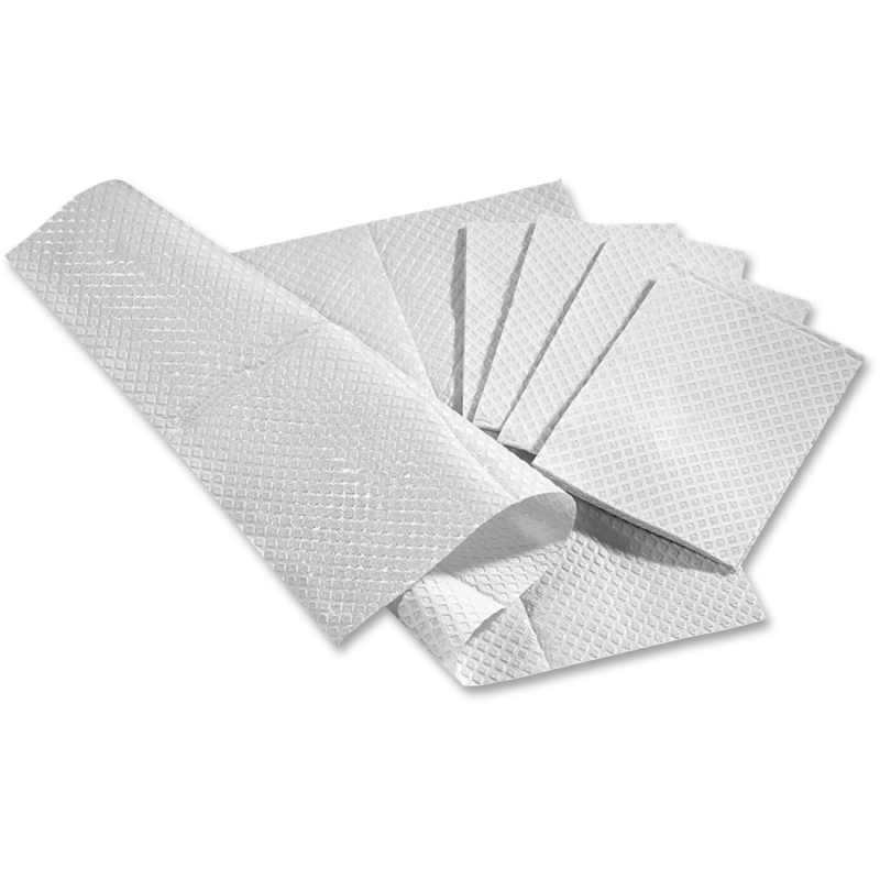 Medline Dental Bibs Professional Towel NON24356W MIINON24356W