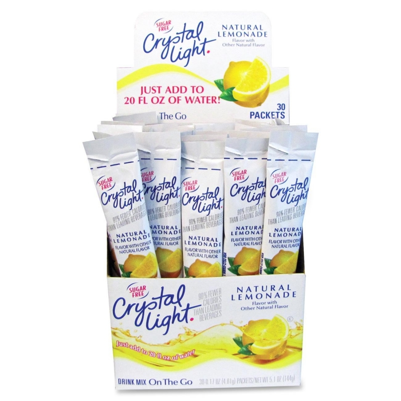 Crystal Light On The Go Mix Sticks 79660 KRF79660