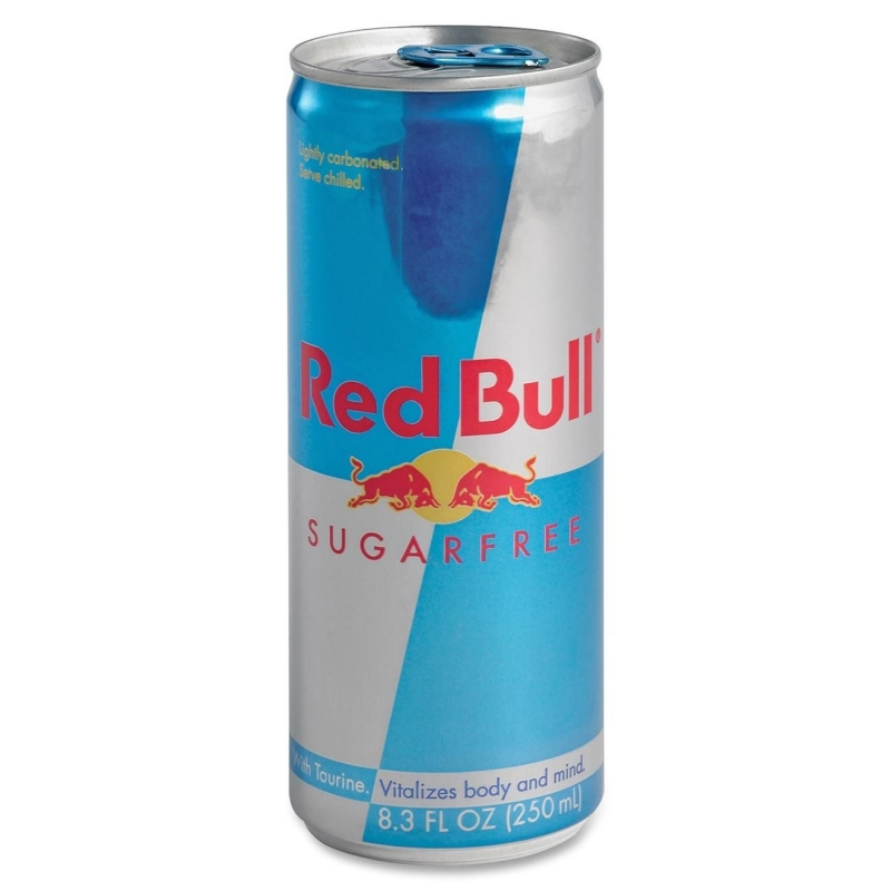 Red Bull Sugar Free Energy Drink RBD122114 RDBRBD122114
