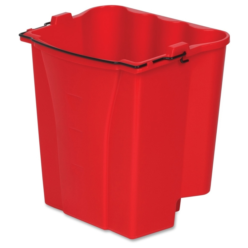 Rubbermaid Dirty Water Bucket 9C7400RD RCP9C7400RD