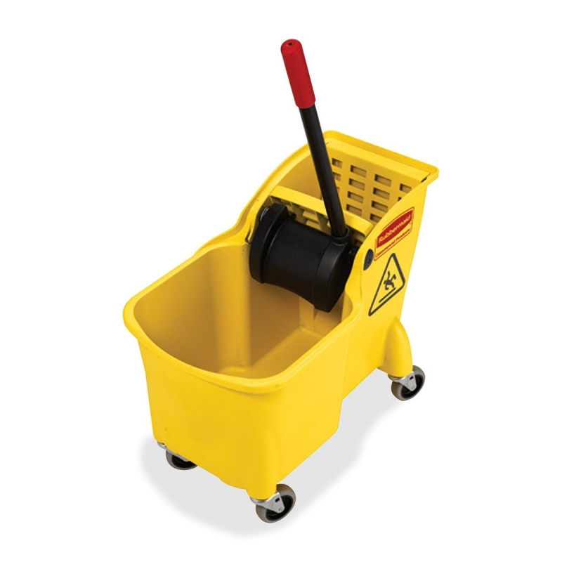 Rubbermaid Mop Bucket Combination 738000YL RCP738000YL
