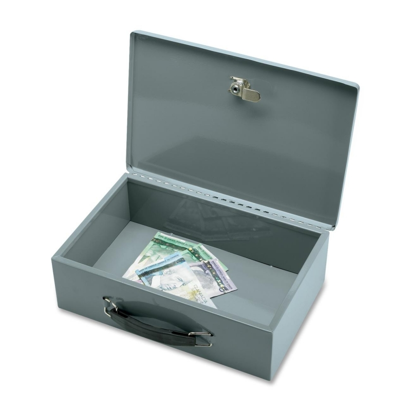 Sparco All-Steel Insulated Cash Box 15502 SPR15502