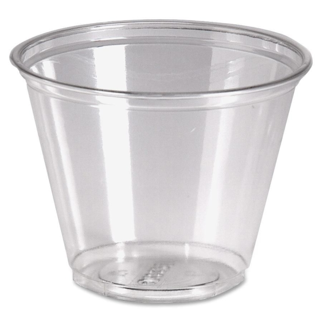 Dixie Dixie Crystal Clear Cup CP9ACT DXECP9ACT