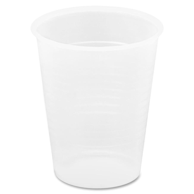 Genuine Joe Translucent Plastic Beverage Cup 10434 GJO10434