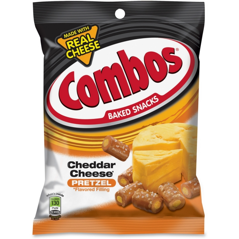 Combos Cheddar Cheese Filled Pretzel Combos 71471 MRS71471