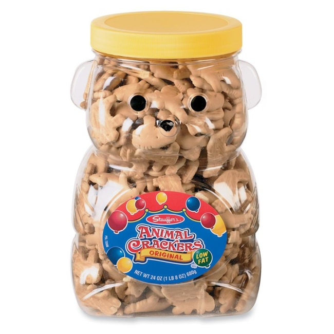 Stauffer's Animal Crackers 11037 SFF11037