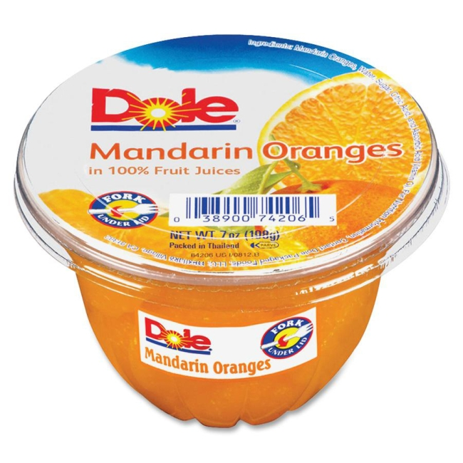 Dole Fruit Cup 74206011 DFC74206011