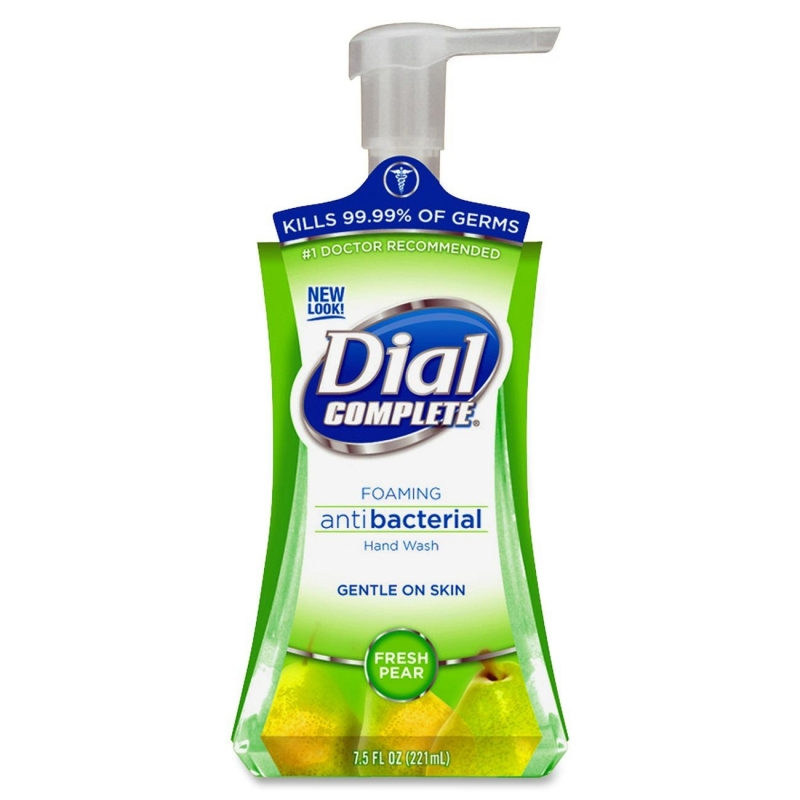 Dial Complete Foaming Antibacterial Hand Soap 02934 DPR02934