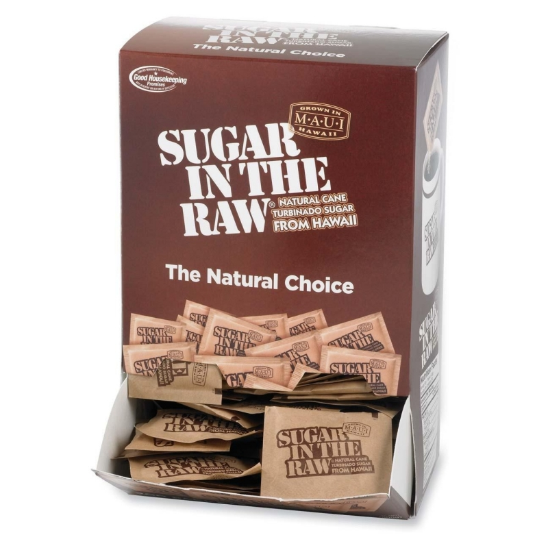 Sugar Foods Sugar In The Raw Sweetener 50319 SUG50319