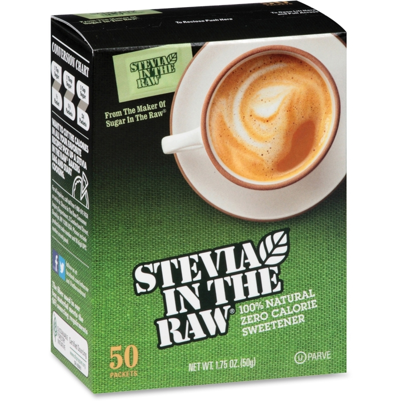 Sugar Foods Stevia in The Raw 75050 SUG75050