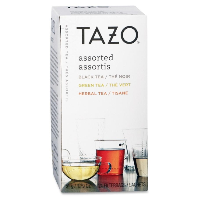 Tazo Flavored Tea 153966 SBK153966