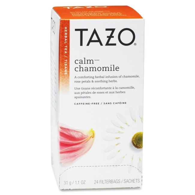 Tazo Herbal Tea 149901 SBK149901