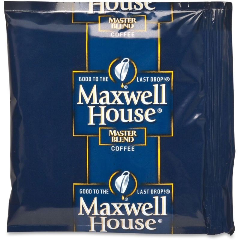 Maxwell House Pre-measured Coffee Pack Ground GEN86635 KRFGEN86635