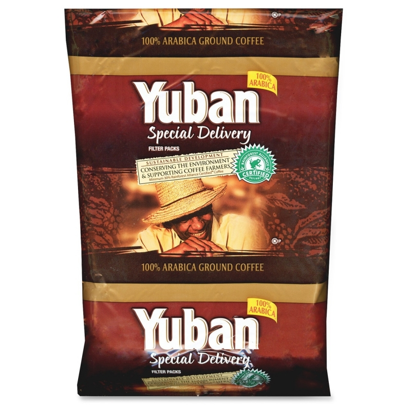 Yuban Colombian Coffee Filter Pack GEN86307 KRFGEN86307