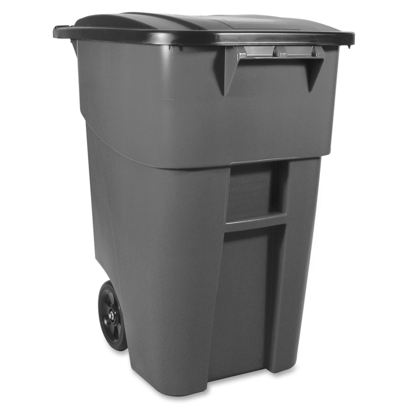 Rubbermaid Brute Waste Container 9W27-00GRAY RCP9W2700GRAY