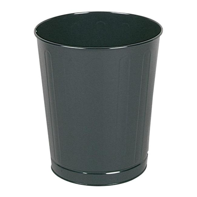 Rubbermaid Rubbermaid WB26 Open Top Wastebasket WB26BK RCPWB26BK WB26