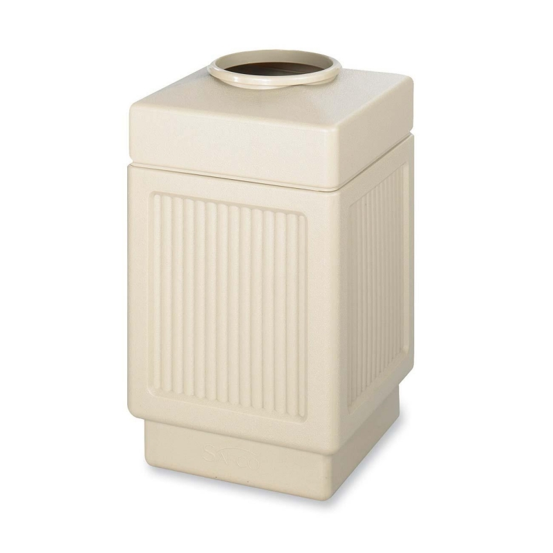 Safco Canmeleon Waste Receptacle 9475TN SAF9475TN