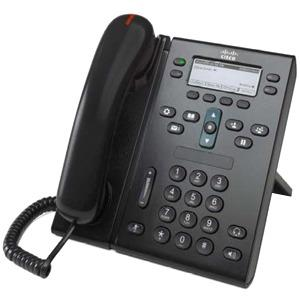 Cisco - Ingram Certified Pre-Owned Cisco IP Phone CP-6941-CL-K9= 6941