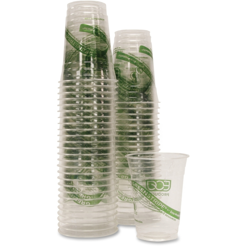 Eco-Products GreenStripe Cold Cups EPCC16GSCT ECOEPCC16GSCT