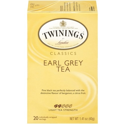 Twinings Early Grey Tea 09183 TWG09183