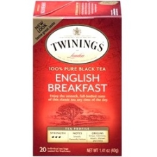 Twinings English Breakfast Tea 09181 TWG09181