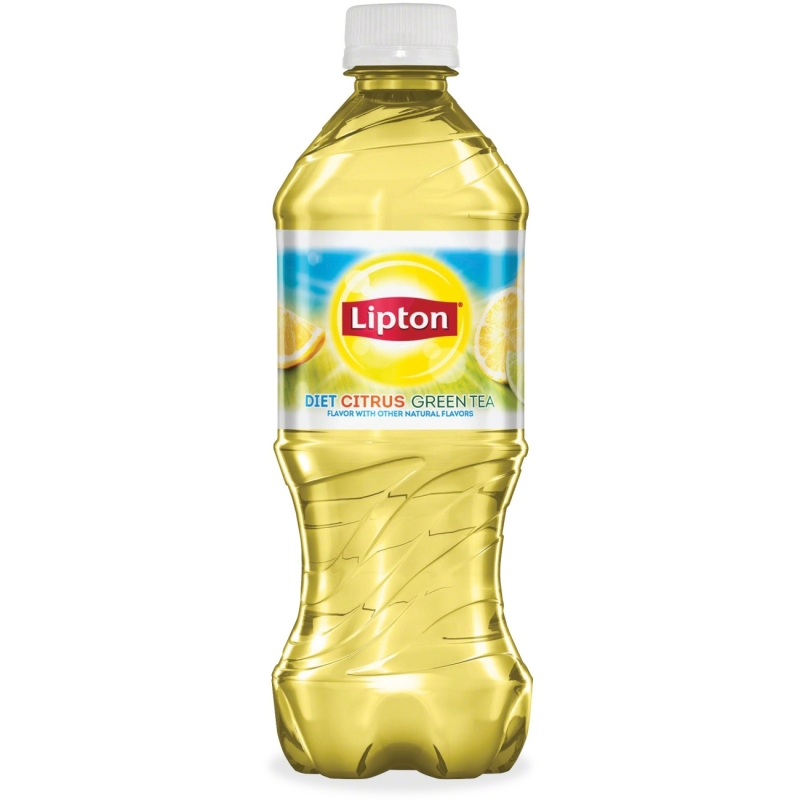 Lipton Diet Citrus Green Tea Bottle 92373 PEP92373