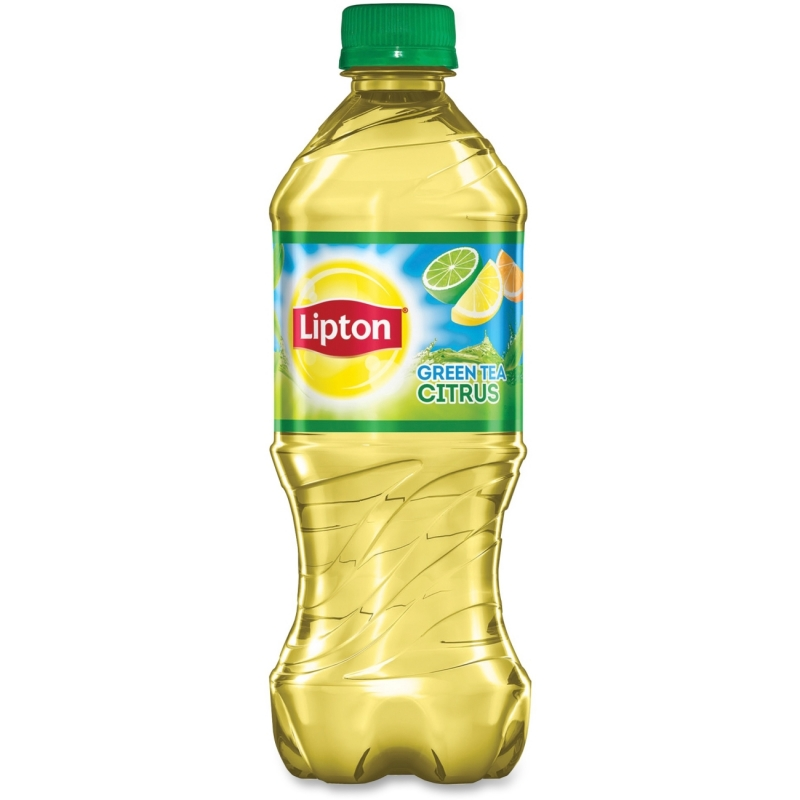 Lipton Citrus Green Tea Bottle 92375 PEP92375