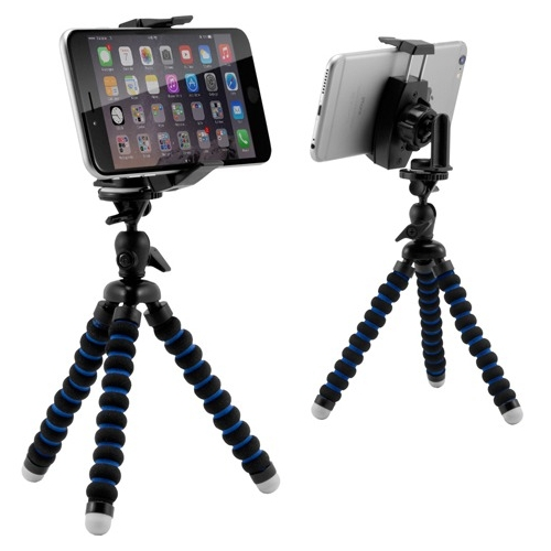 ARKON Mobile Grip 2 Mini Camera Tripod for iPhone 6 & Android Smartphones MG2TRI