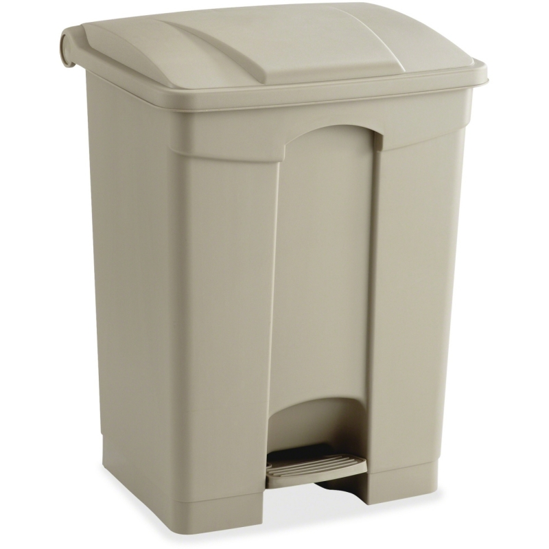 Safco Plastic Step-on Receptable 9922TN SAF9922TN