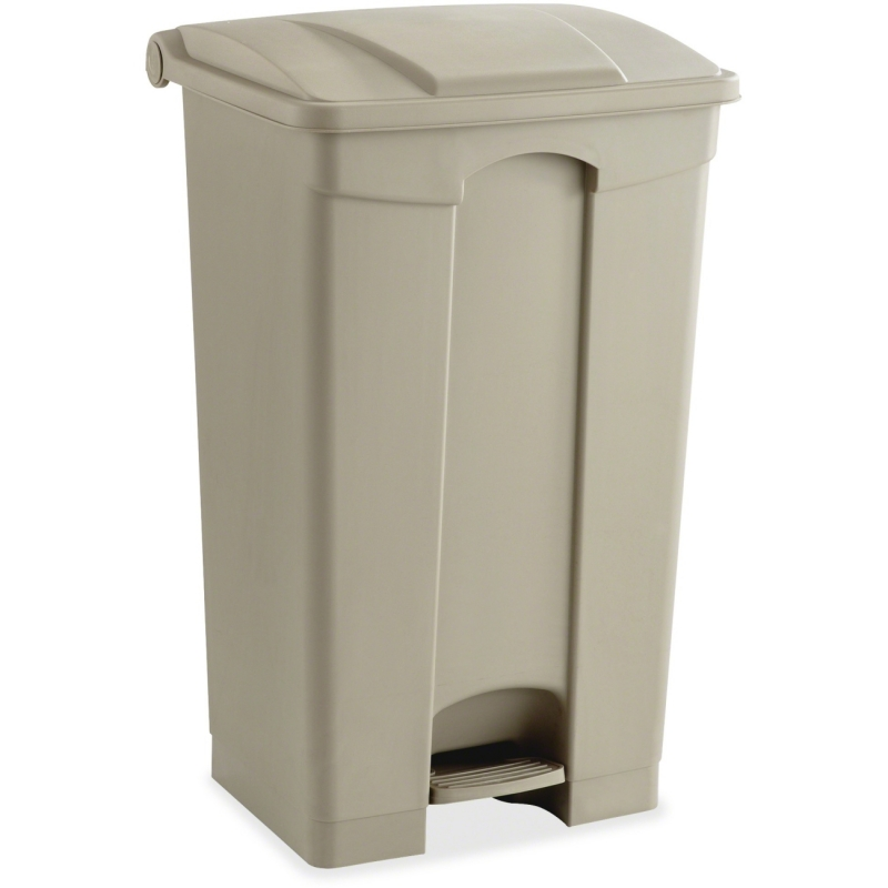 Safco Plastic Step-on Receptable 9923TN SAF9923TN