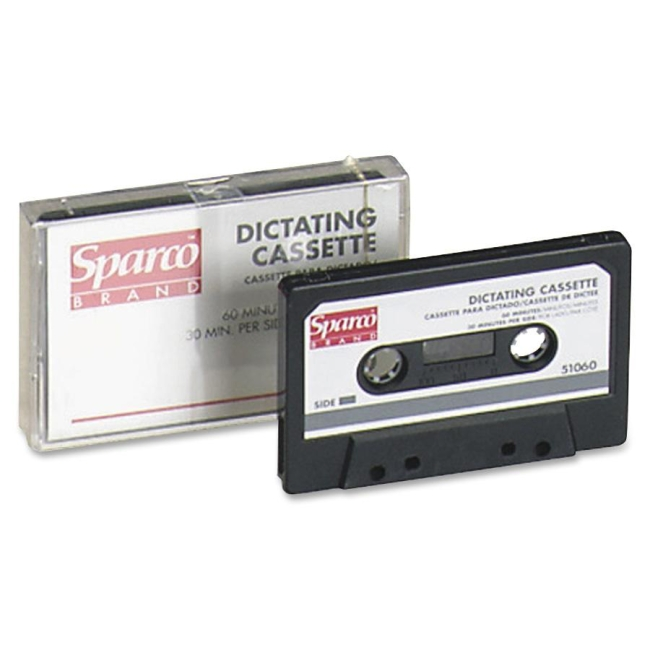 Sparco Dictating Audiocassette 51060 SPR51060