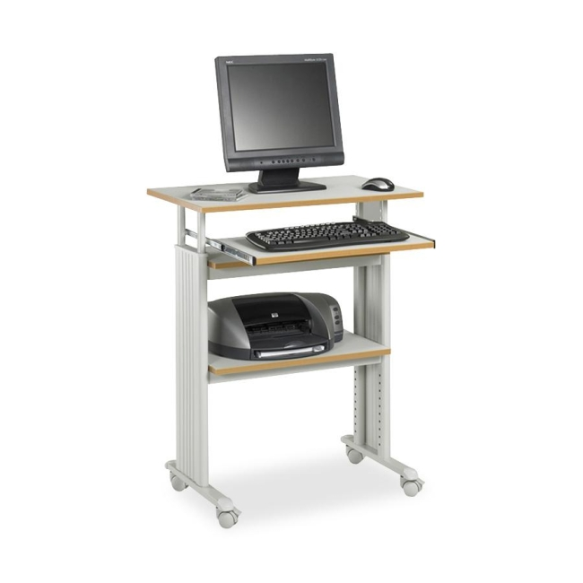 Safco Muv Stand-up Adjustable Height Desk 1929GR SAF1929GR
