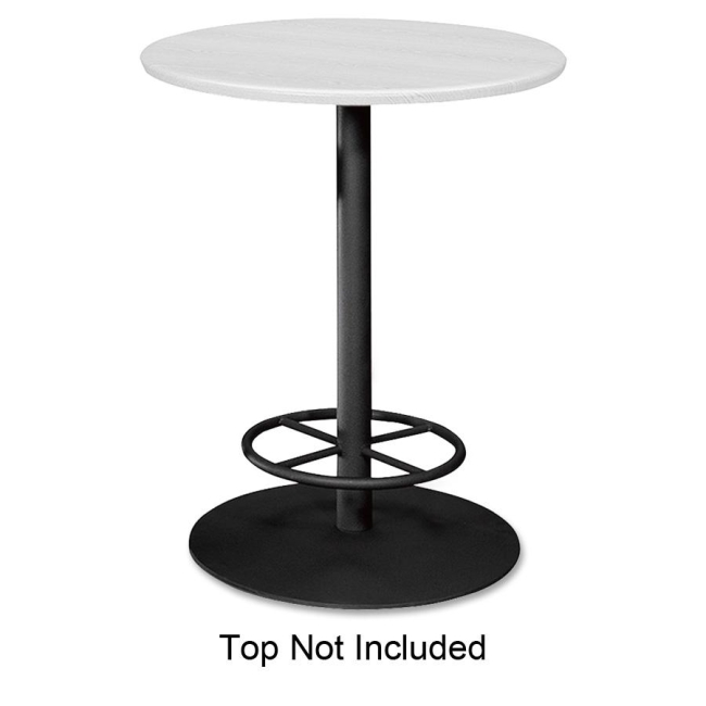 HON Hospitality Table Base with Foot Ring BCR28FRP HONBCR28FRP BCR28FR