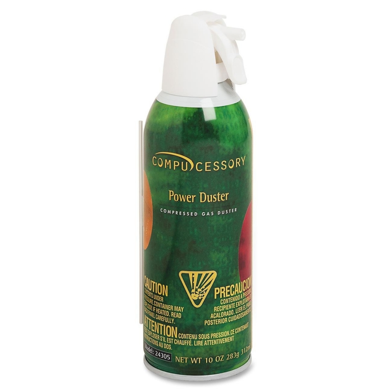 Compucessory Air Duster Cleaning Spray 24305 CCS24305