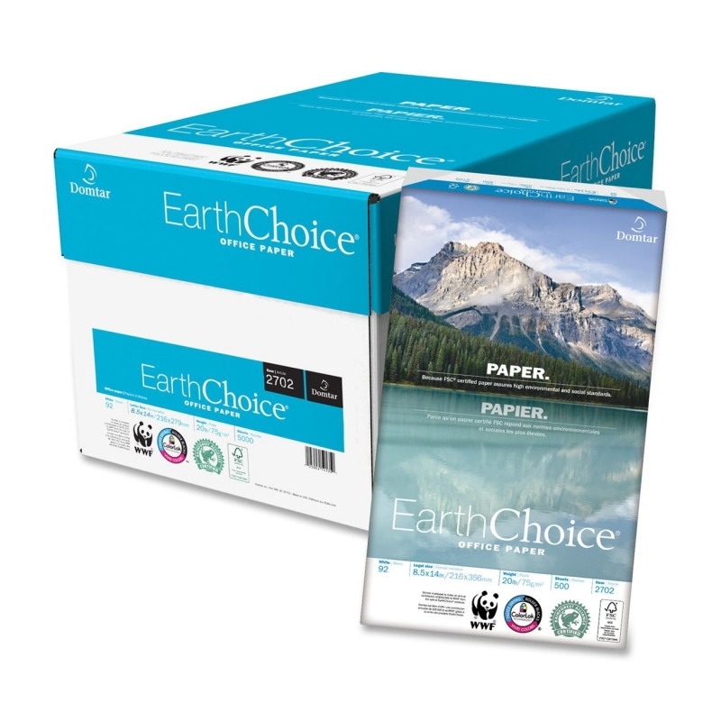 Domtar EarthChoice Copier Paper 2702 DMR2702