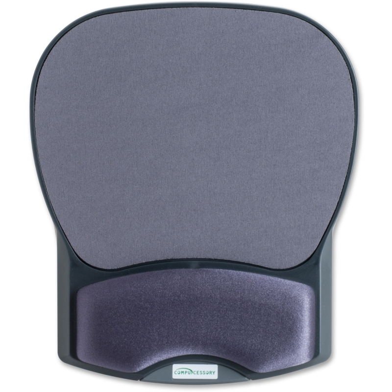 Compucessory Comp Gel Mouse Pad with Wrist Rest 55302 CCS55302