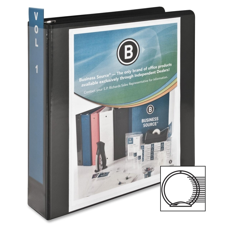 Business Source Standard Presentation Binder 09984 BSN09984