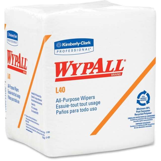 Wypall L40 General Purpose Wipes 05701PK KCC05701PK