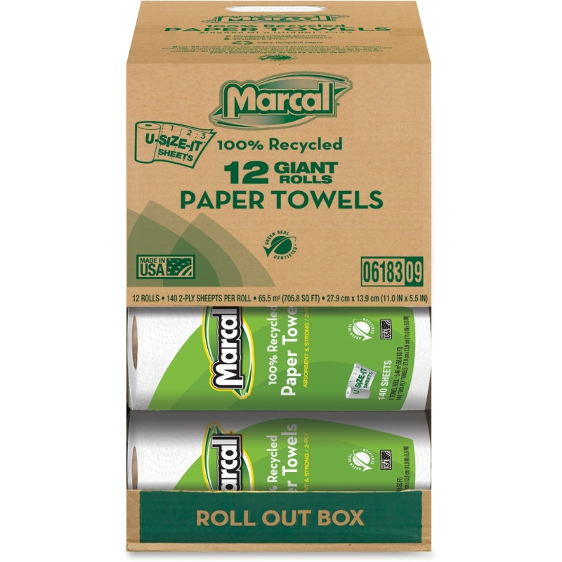 Marcal U-size-It Paper Towel 06183 MRC06183