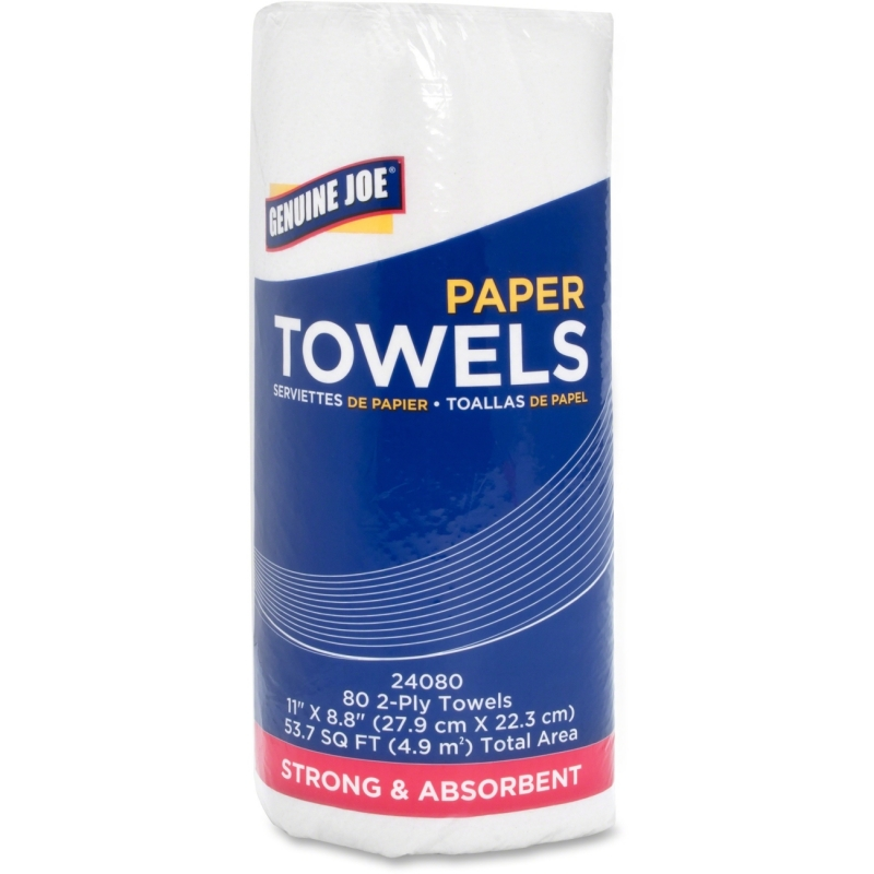 Genuine Joe Household Paper Towel 24080 GJO24080