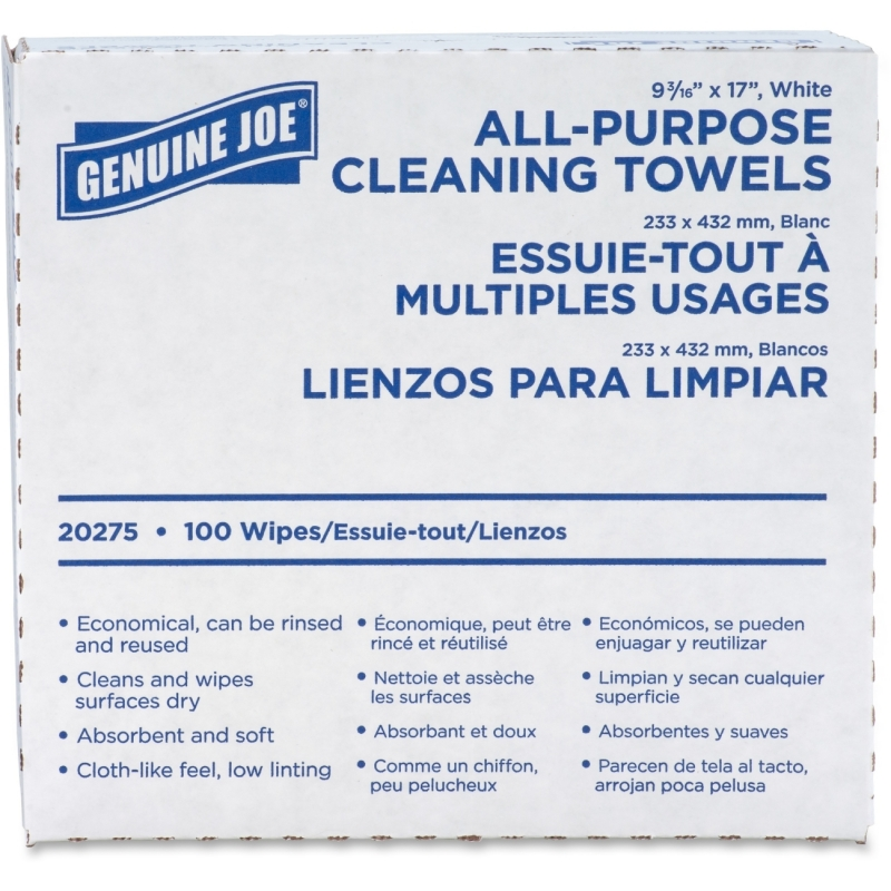 Genuine Joe All-Purpose Cleaning Towel 20275 GJO20275