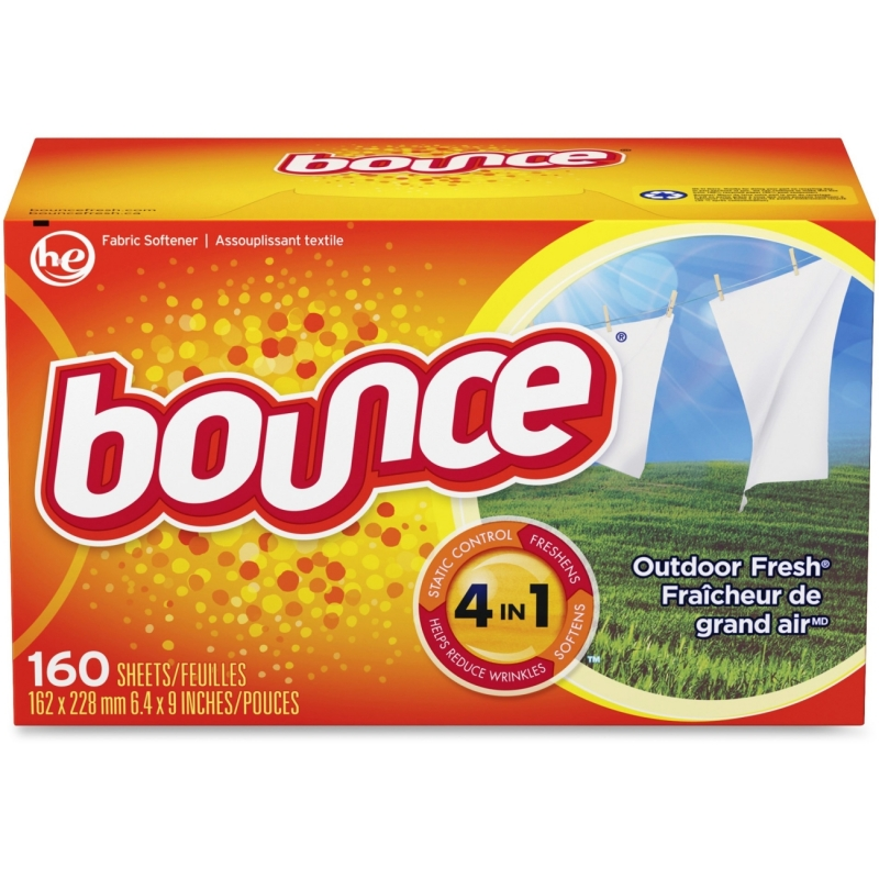 Bounce Bounce Dryer Sheet 80168 PGC80168