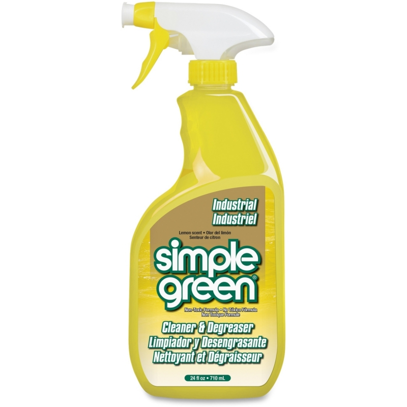 Simple Green Industrial Cleaner and Degreaser - Lemon Scent 14002 SMP14002