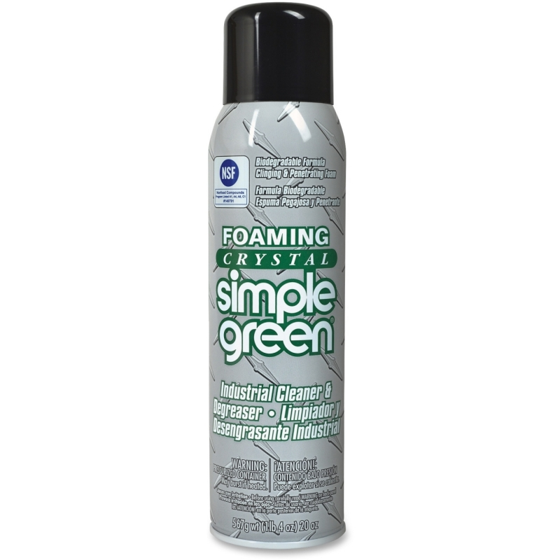Simple Green Foaming Crystal Cleaner 19010 SMP19010