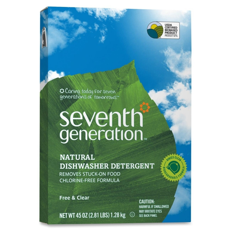 Seventh Generation Natural Dishwasher Powder 22150 SEV22150 12ADP45